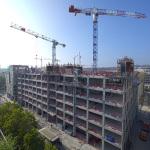 Presentation du futur siege social de Vinci Immobilier Promotion.